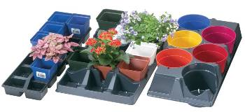 Pots & Carry Trays
