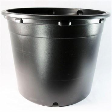 Nursery Supplies Eg2800 Econo Grip Molded Pot Black