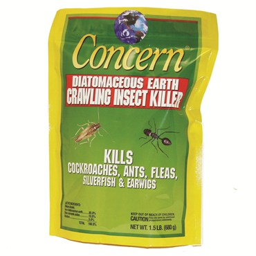 Concern Diatomaceous Earth Crawling Insect Killer Bfg Supply