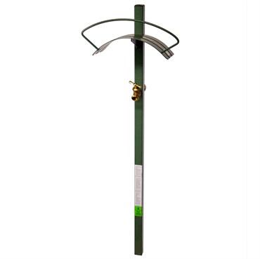 Superieur Lewis Tools Free Standing Hose Hanger W/ Faucet