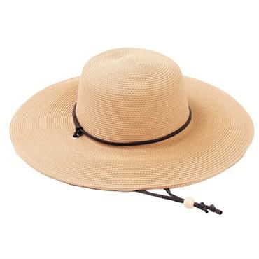 2eebf9c0187b7b Sloggers Womens Braided Hat Light Brown Med UPF 50+ | BFG Supply