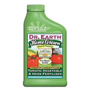 Dr Earth Homegrown 24oz Conc Organic Tomato Vegetable