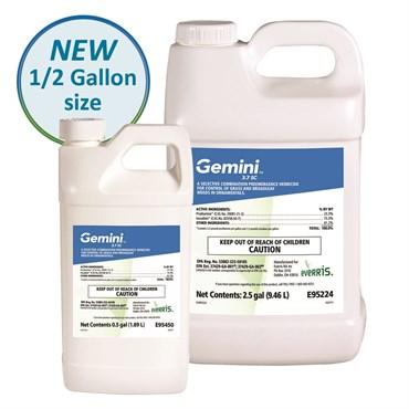 icl specialty fertilizers gemini 37 sc liquid preemergent herbicide 25gal - Preemergent Herbicide