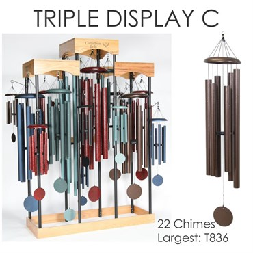 Corinthian Bells TripleC Asst BFG Supply