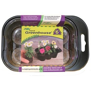 Jiffy 7 Mini Greenhouse 6