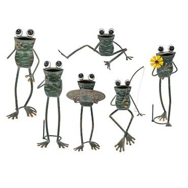 VCS Frog Garden Decor