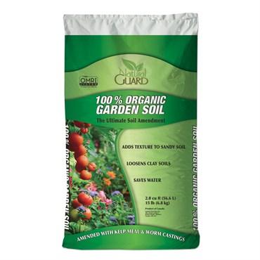 Vpg 2cf loose natural guard 100 organic garden soil bfg - Nature s care organic garden soil ...