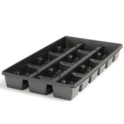 Landmark LPF18TRAY Square Press Fit Tray - 100 Per Case