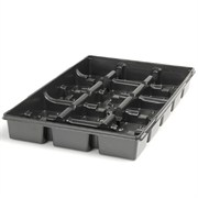 LANDMARK® SQUARE PRESS FIT TRAY - L-PF15TRAY  - 50/CS