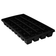 TO 02.50-SPT-32PF TRAY BLK 100/CS 20CS/PL