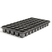 LANDMARK® SQUARE PLUG TRAY - P-50 - (100/CS)