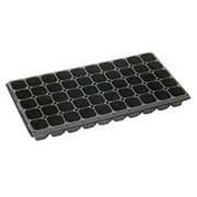 Grower Select 50 Square Plug Tray Gloss 135gm 100/CS
