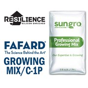 FAFARD® #C1-P GROWER MIX WITH RESILIENCE™ - 2.8CU FT LOOSE FILL BAG