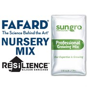 FAFARD® NURSERY MIX WITH RESILIENCE™ - 2.8CU FT LOOSE FILL BAG
