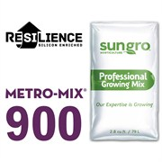 SUN GRO® METRO-MIX® 900 GROWER MIX WITH RESILIENCE™ - 2.8CU FT LOOSE FILL BAG