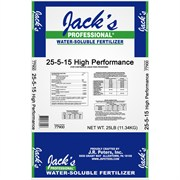 Jack's Professional 25-5-15 High Performance 25lb (80/pl)