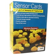BASF Sensor Yellow Sticky Cards 50/pk
