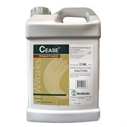 BIOWORKS® CEASE® MICROBIAL FUNGICIDE / BACTERICIDE - 2.5GAL OMRI