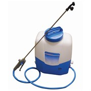 DRAMM BATTERY OPERATED BACKPACK SPRAYER - 4GAL