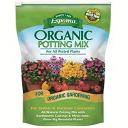 Espoma 8QT Organic Potting Mix