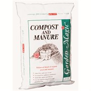 Mi Peat 40# Garden Magic Compost & Manure 60/PL