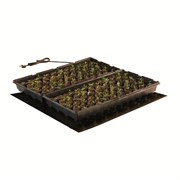 "Hydrofarm 20""x20-3/4"" Seedling Heat Mat 45watts"