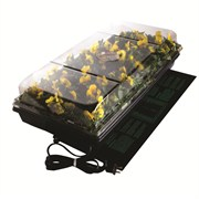 Hydrofarm Germination Station w/Heat Mat 72 cell 2in Dome
