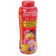 Dynamite 2lb Flowers and Vegetables Plant Food
