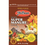 Hoffman 5# Dehydrated Super Manure 4-2-3