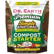 Dr Earth Compost Starter Boxed