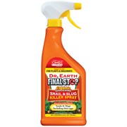 Dr. Earth 24oz RTU Final Stop Snail & Slug Killer Spray