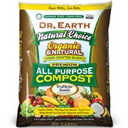 Dr Earth Natural Choice All Purpose Compost 1.5cu ft