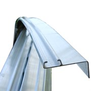 Decloet Universal Gable Extrusion - 23Ft