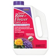 Bonide Systemic Rose & Flower Care 5lb Granular