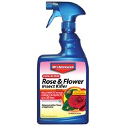 Bayer 24oz RTU Dual Action Rose & Flower Insect Killer