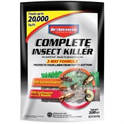 Bayer 20lb Granular Complete Insect Killer for Soil & Turf