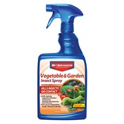 Bayer 24oz Vegetable & Garden Insect Spray RTU