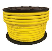 DRAMM COLORSTORM™ PROFESSIONAL RUBBER HOSE - 5/8IN, PER FT, YELLOW  (1/CS)