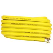 DRAMM COLORSTORM™ PROFESSIONAL RUBBER HOSE - 3/4IN, 75FT, YELLOW  (1/CS)