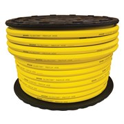 DRAMM COLORSTORM™ PROFESSIONAL RUBBER HOSE - 3/4IN, PER FT, YELLOW  (1/CS)