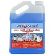 Wet & Forget 1gal Outdoor Moss Mold Mildew Remover