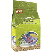 Tetra 16484 Pond Sticks Floating Fish Food, 3-3/4-Pound