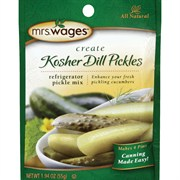 KOSHER REFRI. PICKLE MIX 12/CS