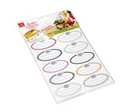 QUATTRO LABELS (BAGS OF 30) 90/CS
