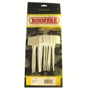"Bosmere 24pk ""T"" Plant Labels - 5.5in"