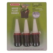 Bosmere 3pk Houseplant Water Drinks