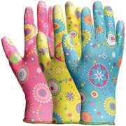 BGC EXCEPTIONALLY COOL Patterend Gloves - Small
