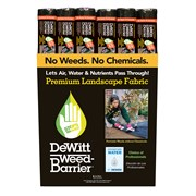 Dewitt 12 Year 3'x50' Re Weedbarrier Fabric