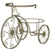 Panacea Whimsical Plant Stand Tricycle