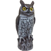 "Dalen 16"" Molded Owl Hand Painted"
